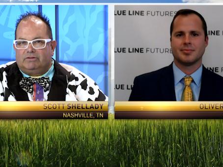 Ag Markets on WASDE Day | Oliver Sloup joined RFD-TV