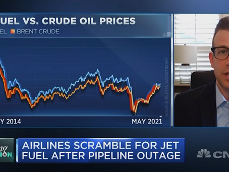Are Airline Stocks Headed To Pre-Pandemic Levels? Bill Baruch on CNBC