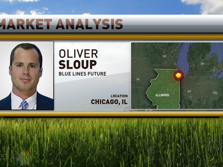 Are Grains Markets Defined By A Range For Now? | Oliver Sloup joined RFD-TV