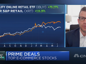 E-Commerce Stocks Ahead of Amazon Prime Day   What Stocks To Watch with Bill Baruch on CNBC