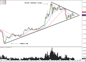 Silver options breakout strategy for 2021