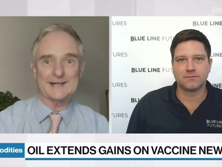 Play Commodity Bottlenecks with Options | Phillip Streible on BNN Bloomberg