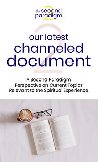 Second Paradigm 47 Course Channeled Docu