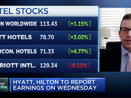 Do Travel and Hotel Stocks Deserve a Place in your Portfolio? | Bill Baruch joined CNBC