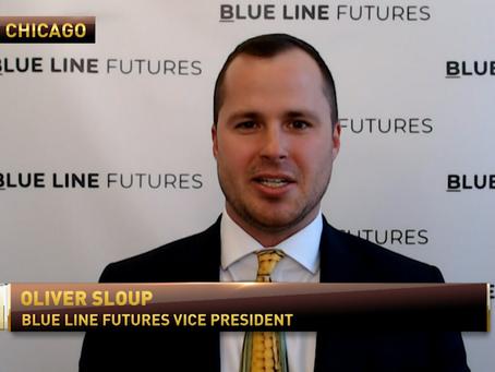 Corn Limit Up, Grain Markets Roaring, and Livestock Under Pressure | Oliver Sloup on RFD-TV