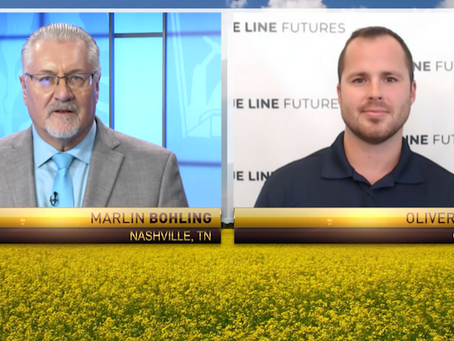 Grain Weather and Exports | ASF and Seasonals in the Livestock Markets | Oliver Sloup on RFD-TV