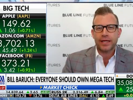 Tech Stocks, Gold, and Crypto | Bill Baruch joined Fox Business