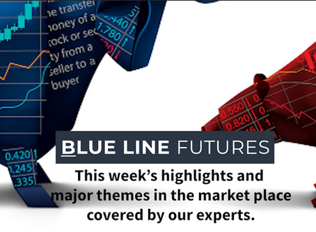 Blue Line Futures in the News - Weekly highlights