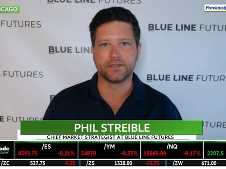 Are Chinese Capital Flows Going Into Bitcoin? | Crude Oil Demand | Phillip Streible on the Markets