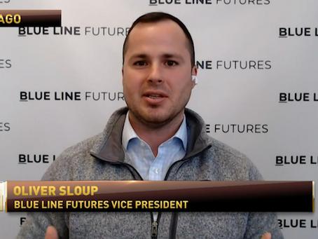 Ag Markets ahead of WASDE | Oliver Sloup joins RFD-TV