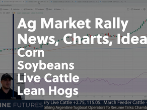 Roaring Ag Markets But Will The Bull Stay In 2021 | Oliver Sloup's Tech Talk | Charts, Ideas, & News