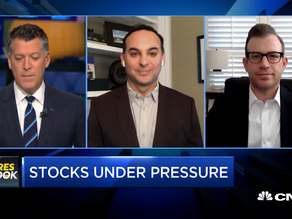 Trade Dow Jones Futures while protecting your Investment Portfolio   Bill Baruch joined CNBC