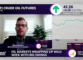 How to play Crude Oil after OPEC's JMMC and Saudi commentary on short-sellers with Bill Baruch