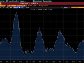 Global Economic Data, China Credit Impulse, Hydrocarbons | Top Three Things