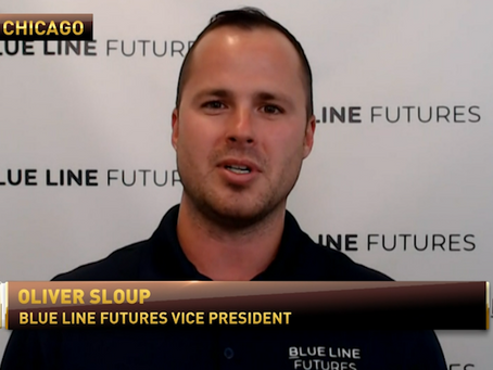 $6 Corn Next? | Strong Dollar and Outside Market Volatility | Oliver Sloup on RFD-TV