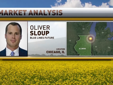 Grain and Livestock Markets with Oliver Sloup on RFD-TV