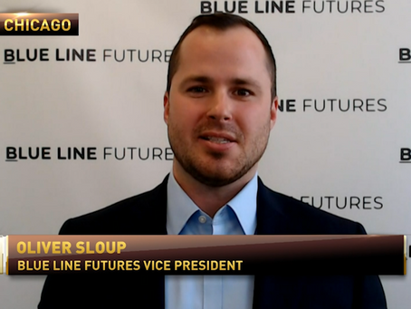 Grains Markets Roaring, Livestock Input Costs on the Rise | Oliver Sloup joined RFD-TV