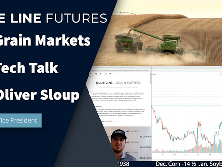 Tech Talk - Will The Grain Market Volatility continue? | Oliver Sloup breaks it down