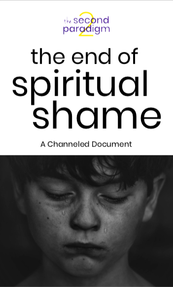 The End of Spiritual Shame