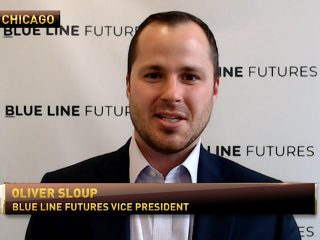 Will The Grains Rally Last and What It Means For Livestock | Oliver Sloup on RFD-TV