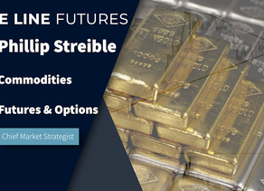 The Futures and Options Strategy Discussion with Phillip Streible   Silver Breakout, Oil, etc.