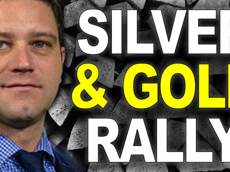 Stocks, Bonds, Crypto, and Metals with Phillip Streible