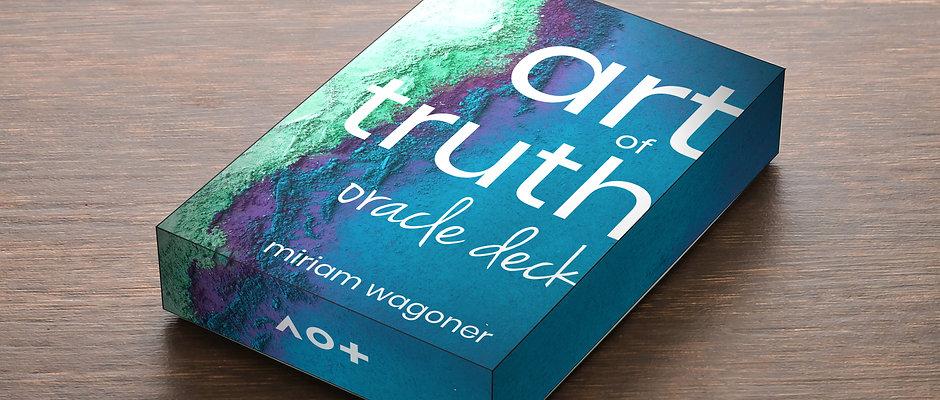 Pre-Order Art of Truth Oracle Deck