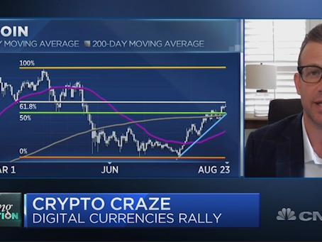 Stick To Your Crypto Gameplan | Bill Baruch joined CNBC