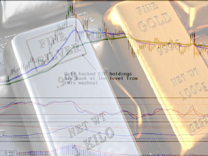 Gold/Silver: This party is just getting started