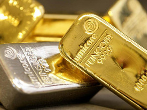 Gold/Silver: Get your 2021 on track