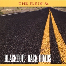 CD- Black Top Back Roads