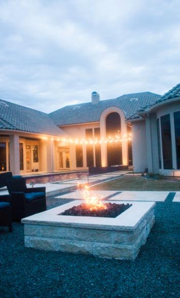 Backyard Design Project