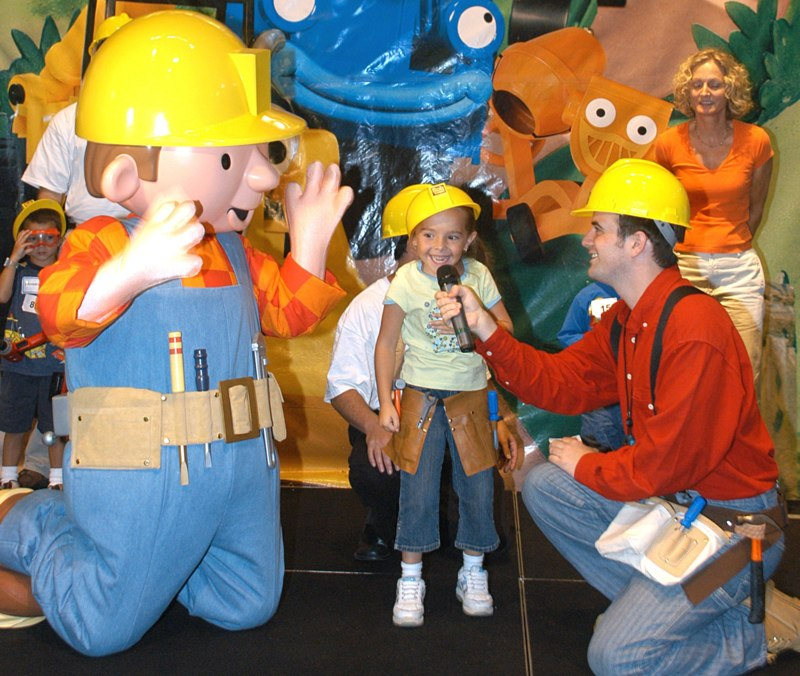 Bob The Builder Live Event