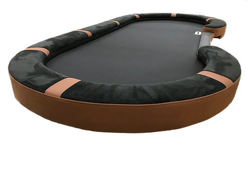 Sick Poker Table - Cash Game Ready - Ace of Diamonds