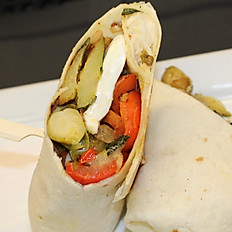 BOCCONCINI AND ROASTED VEGGIE WRAP
