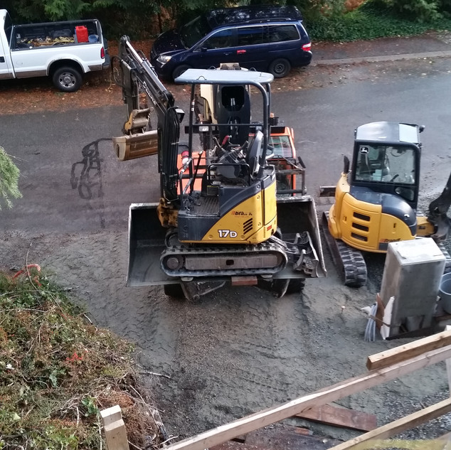 17D,JOHN DEERE,EXCAVATING SERVICES,BACKYARD, RATES,NORTH VANCOUVER, NORTH SHORE, STONE EXCAVATING, LANDSCAPING