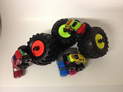 Mini Monster Truck Tires