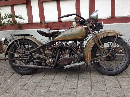 Harley Davidson 1933 R