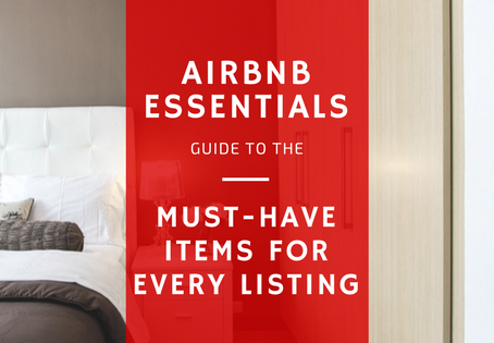 Airbnb Essentials – Must-Have Items
