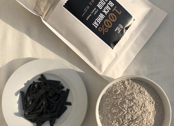 1KG Whole Black Wheat Flour