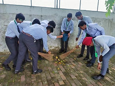 Golden Earth Global School Sangrur Swacch Bharat Abhyan