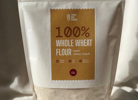 2KG Whole Wheat Flour