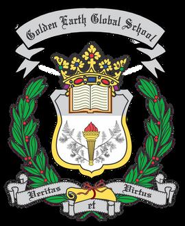Golden Earth Global School, Sangrur Logo