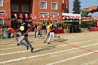 Golden Earth Global School, Sangrur Sports Day Sprint