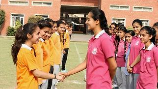 Golden Earth Global School, Sangrur Athletic Meet