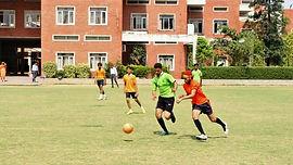 Golden Earth Global School, Sangrur Foot