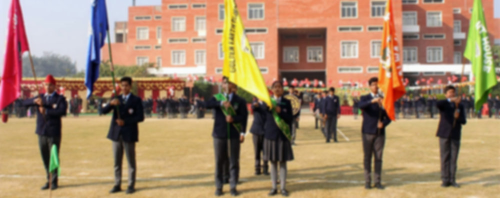 Golden Earth Global School, Sangrur Sports Day