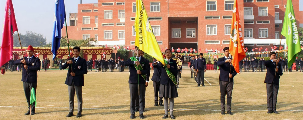 Golden Earth Global School, Sangrur Sports Day