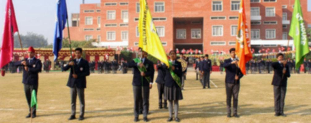 Golden Earth Global School, Sangrur Spor