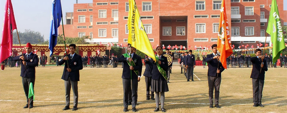 Golden Earth Global School, Sangrur Spor